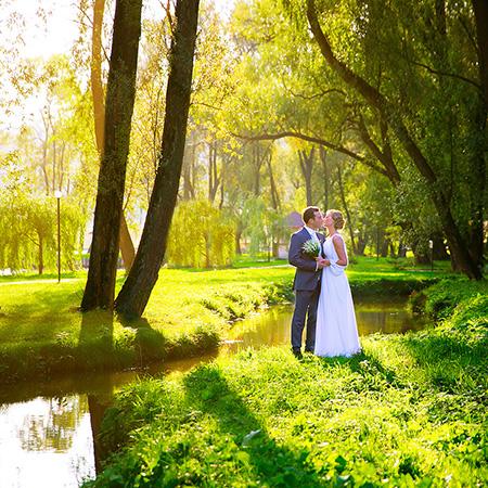 комфортная свадебная фотосъемка
