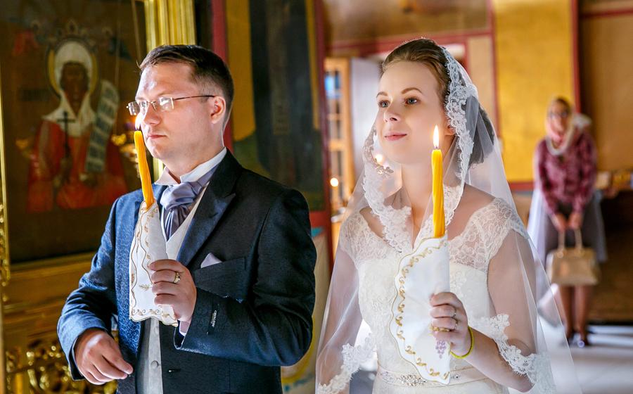 Венчание в успенской церкви ,болгарское подворье