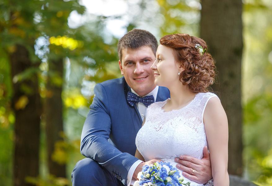 Свадебная фотосессия на ВДНХ Алексей Никольский