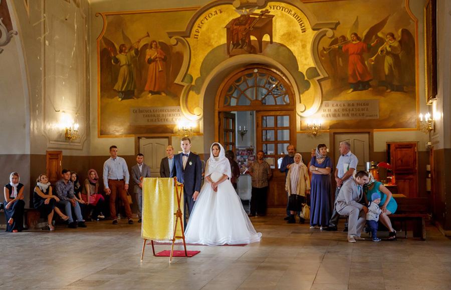 фотограф на венчание храм большое вознесения