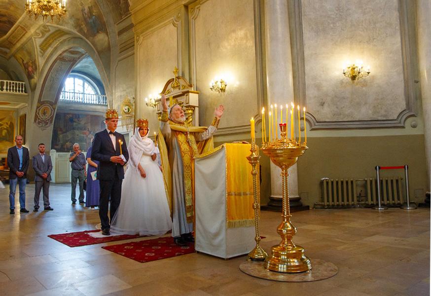 фотограф на венчание храм большое вознесения церковь у Никитских ворот