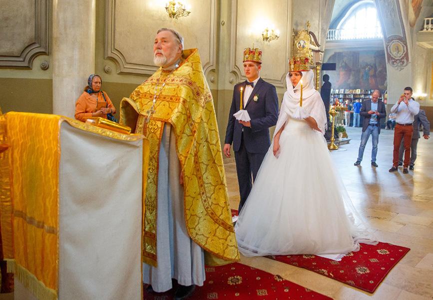 фотограф на венчание храм большое вознесения Большой Никитской