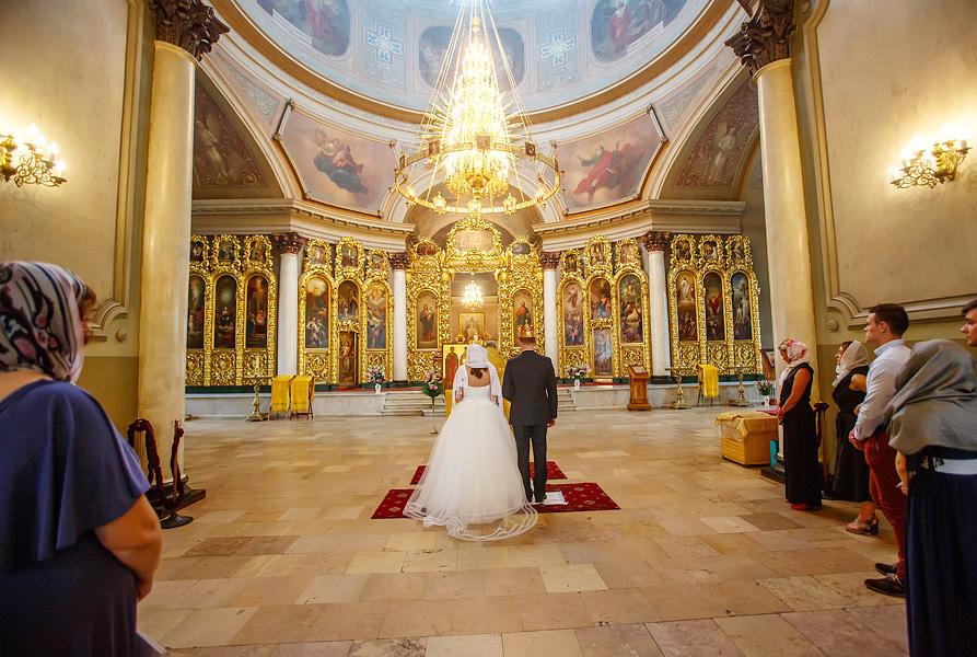 фотограф на венчание храм большое вознесения на Большой Никитской