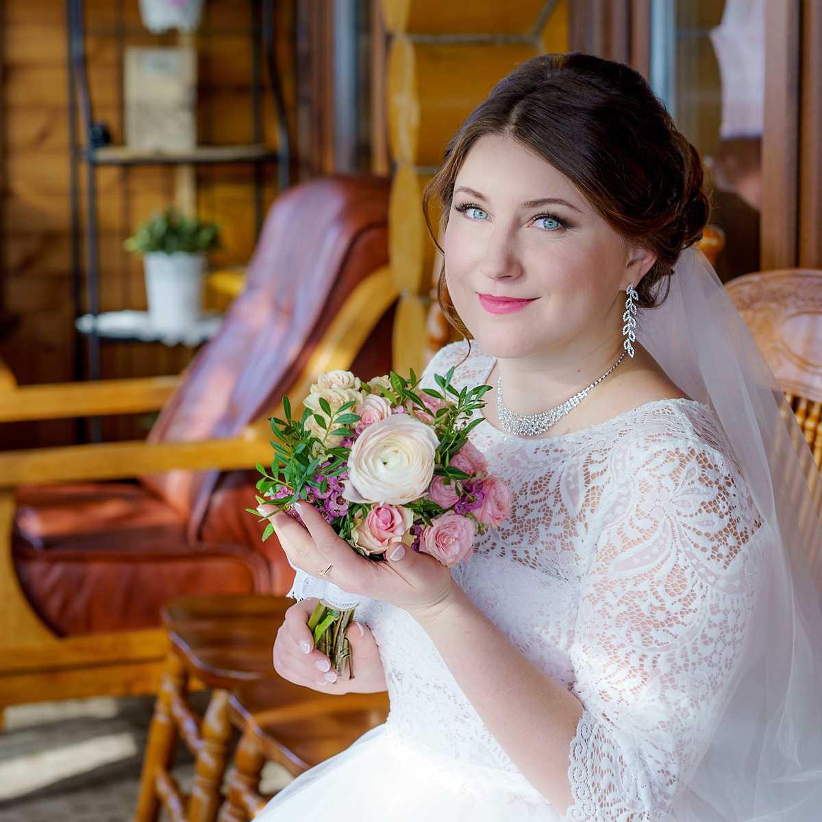 фотосъемка полнфых невест