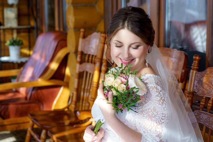 фотосъемка полных невест