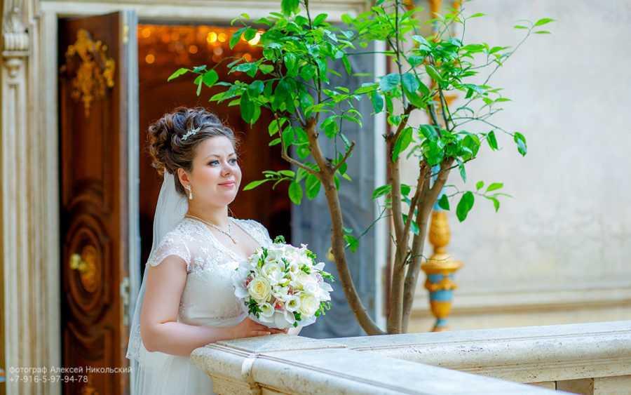 фотосъемка полной невесты