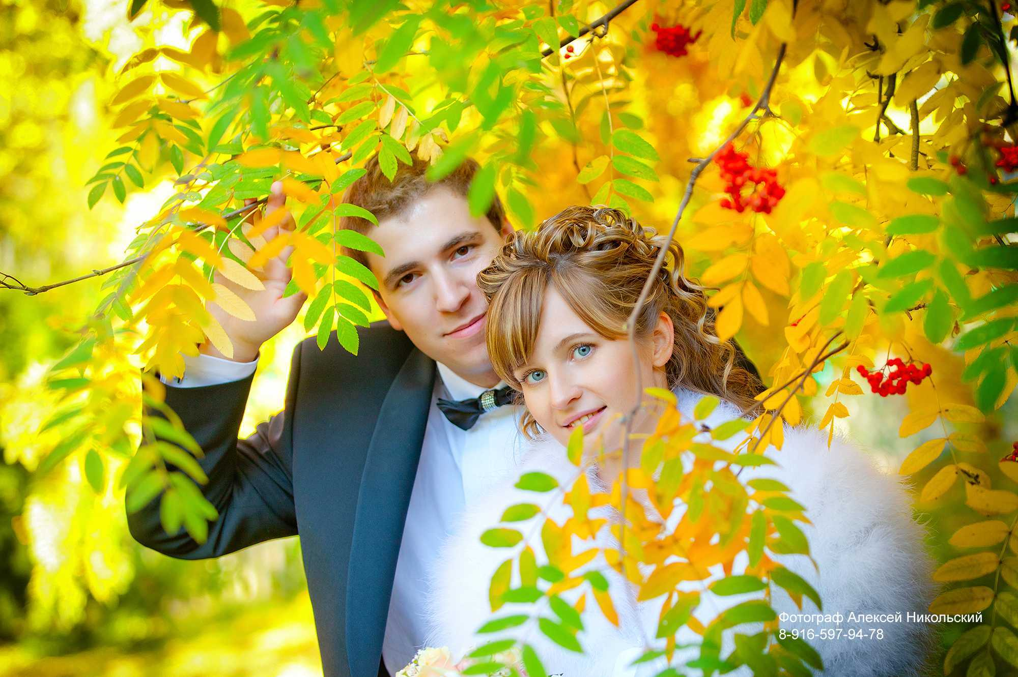 Свадебная фотосъемка Алексей Никольский фотограф на свадьбу