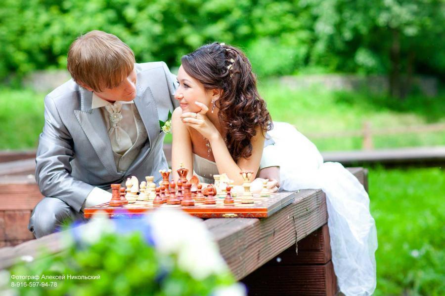 Свадебная фотосъемка Алексей Никольский фотограф