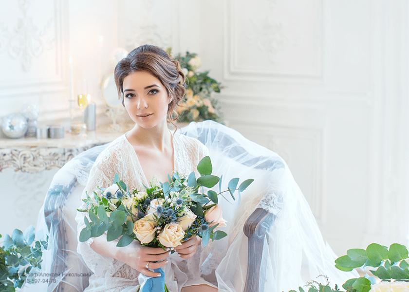 Свадьба в студии фото