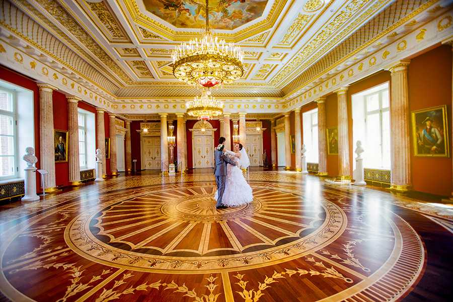 Царицыно съемка во дворце