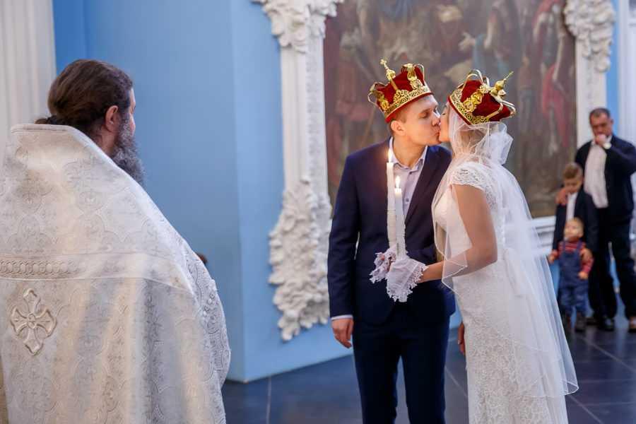 Венчание Истре в Новиерусалимском монастыре фотосъемка