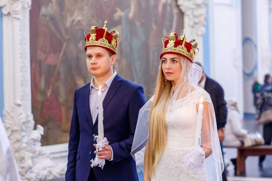 венчание новиерусалимский монастырь