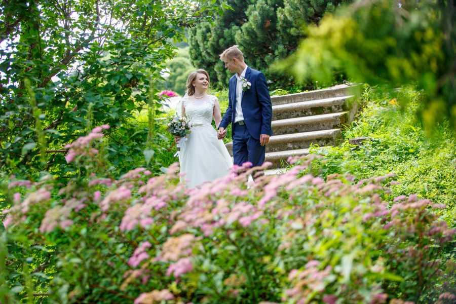 фотосъемка в ботаническом саду на свадьбу