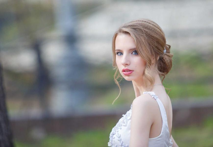 о свадебном макияже фотосъемка в Москве
