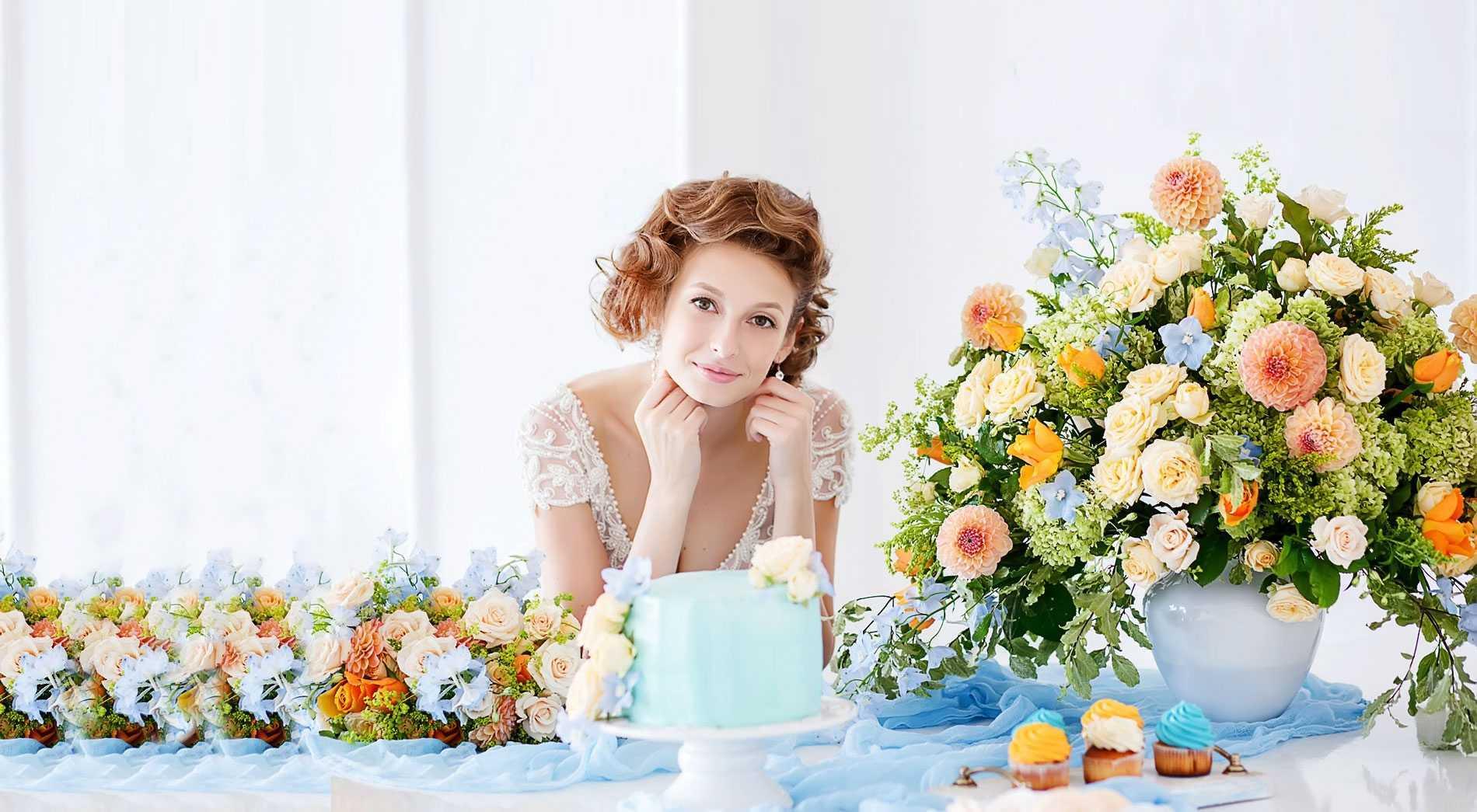 Свадебный декоратор - сколько стоит и вопросы, которые нужно задать.