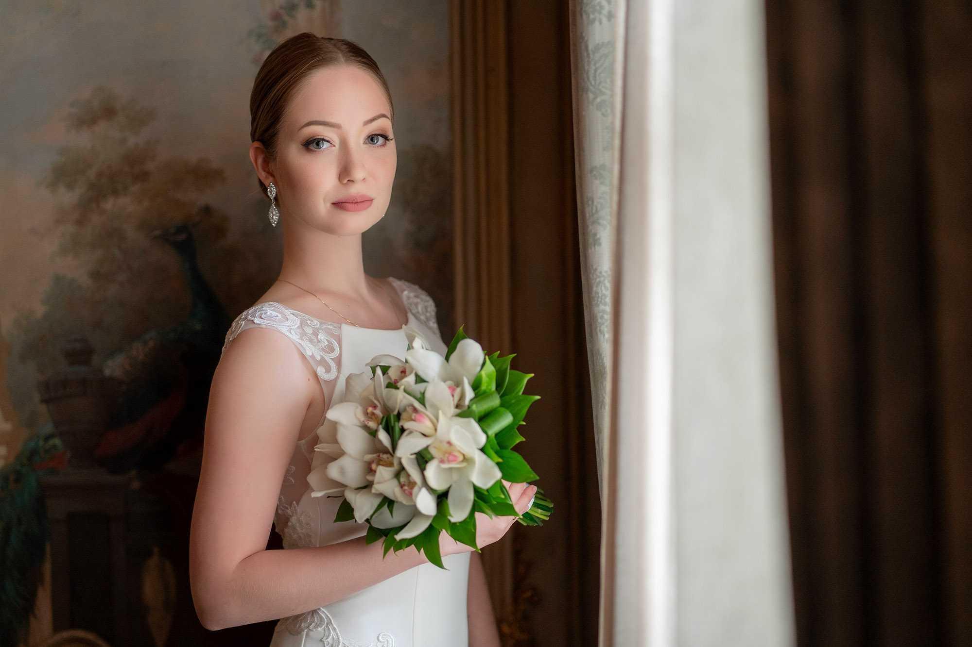 Фотограф на свадьбу в Москве, камерные свадьбы
