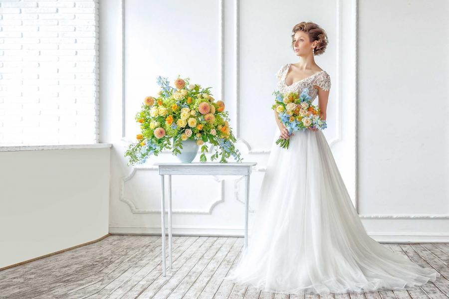 фотограф на свадьбу студия