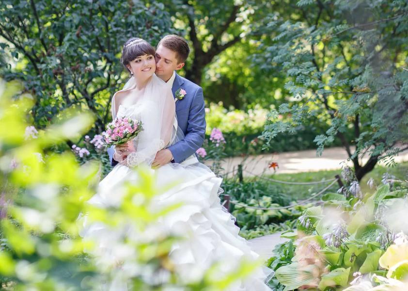 Свадебная фотосъемка Москва