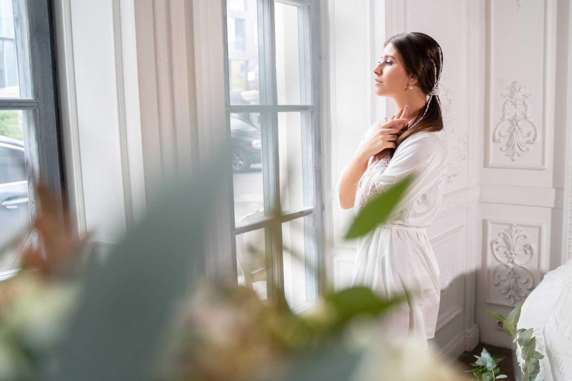 Фотограф на свадьбу утро невесты Алексей Никольский