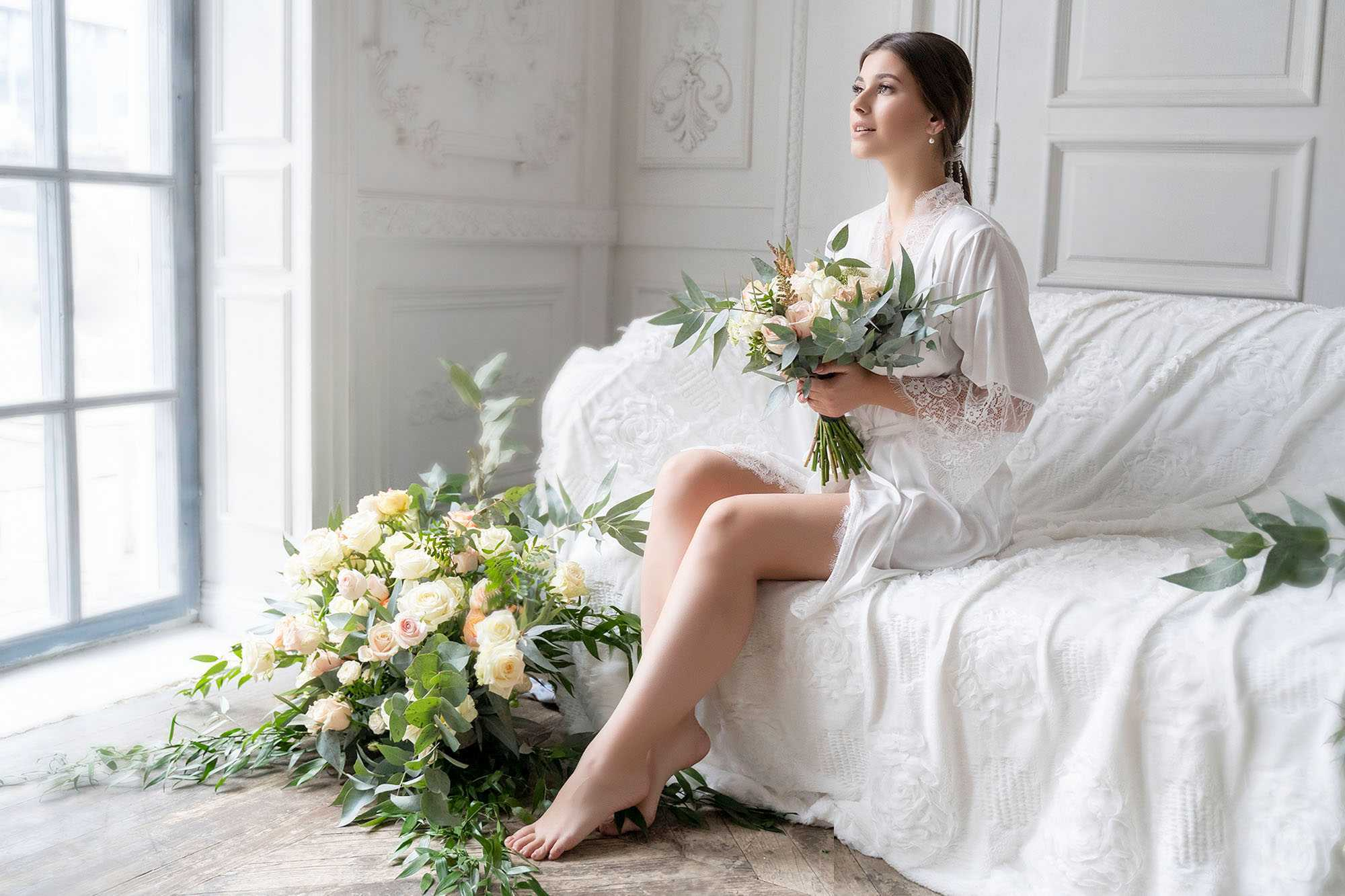 утро невесты фотограф Алексей никольский