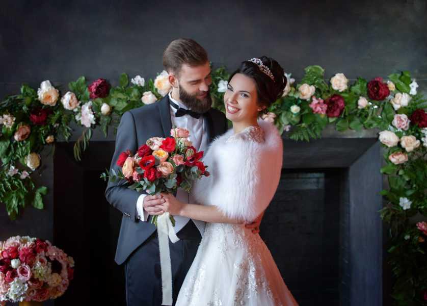свадьба в лофте