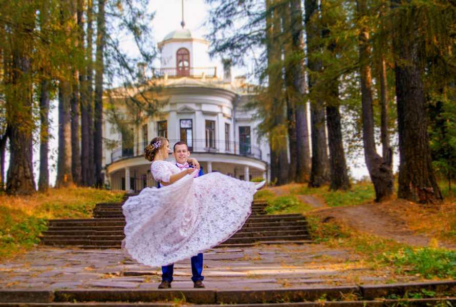свадьба в Зеленограде Середняково