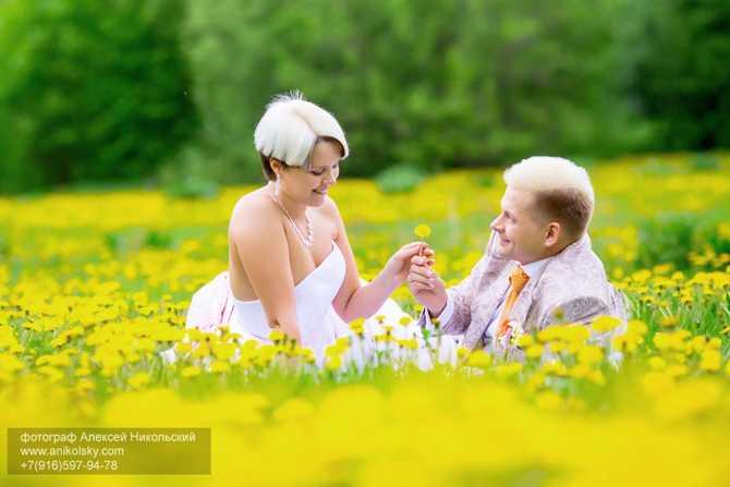 Свадьба, свадебная фотосессия в мае