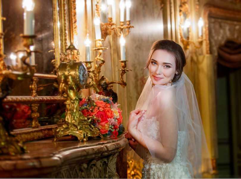 Свадебная фотосъемка в турандот