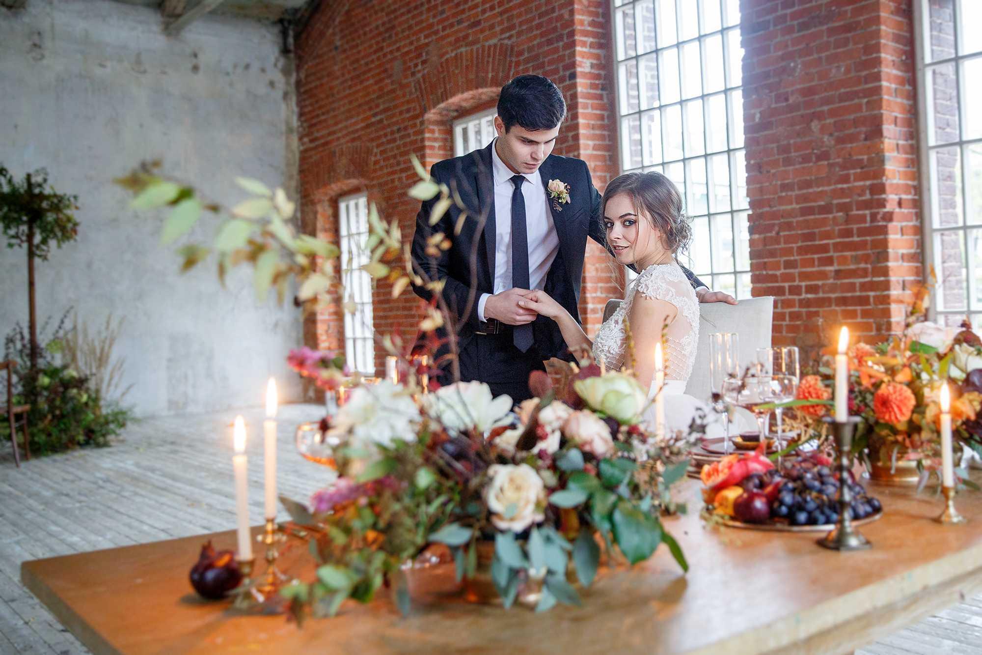 За какое время заказывать фотографа на свадьбу