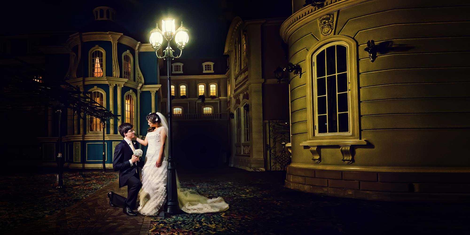 Свадебные фото в помещении