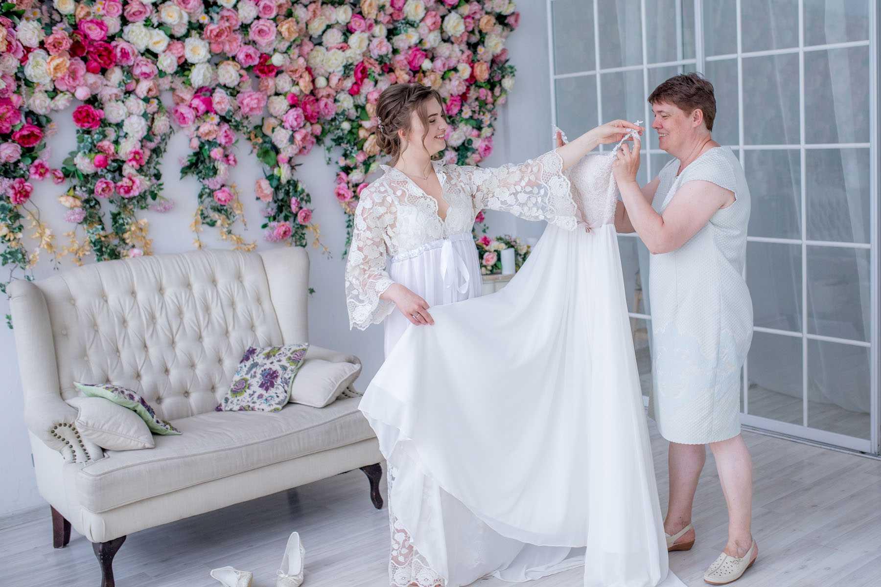 фотограф на утро невесты Алексей Никольски