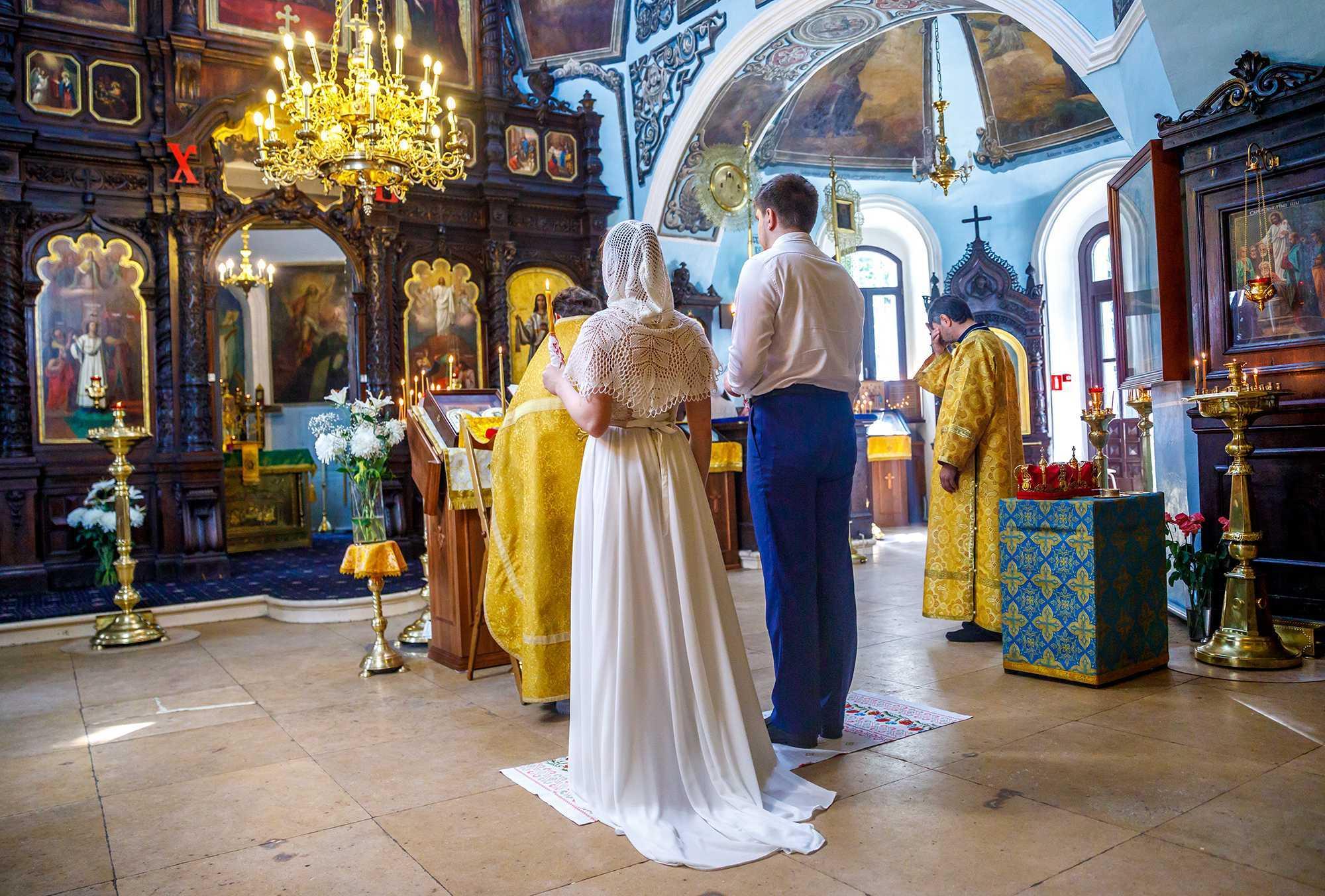 фотограф на венчание в Москве и Подмосковье