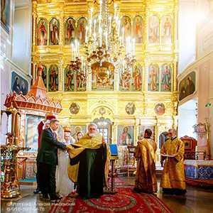 фотосъемка в Москве Храм ГТГ