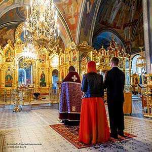 фотограф на венчание с большим опытом и знанием обряда