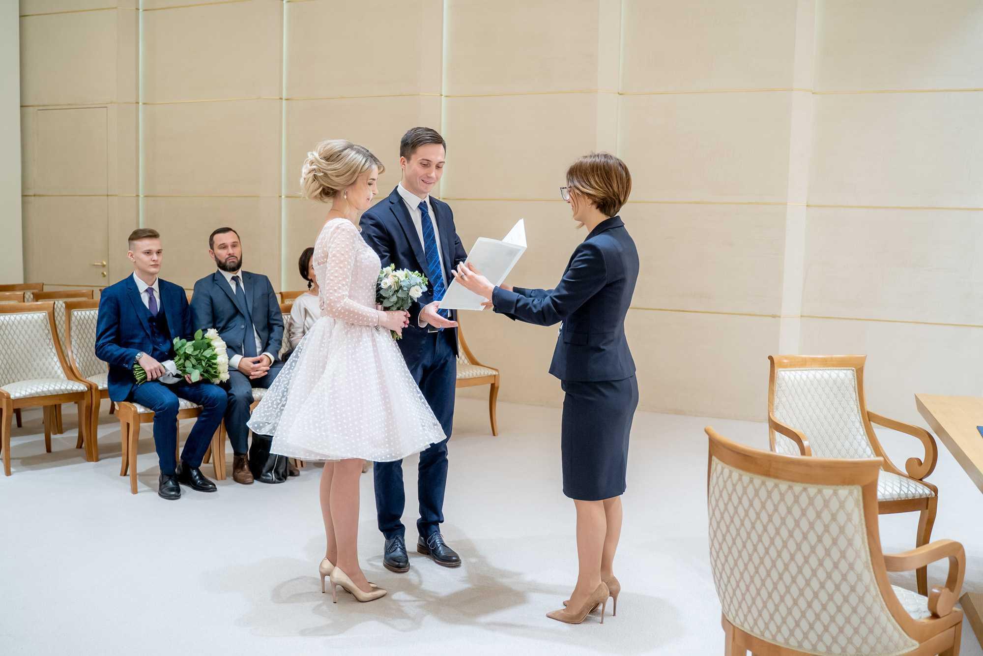 Свадебная фотосессия красногорск загс