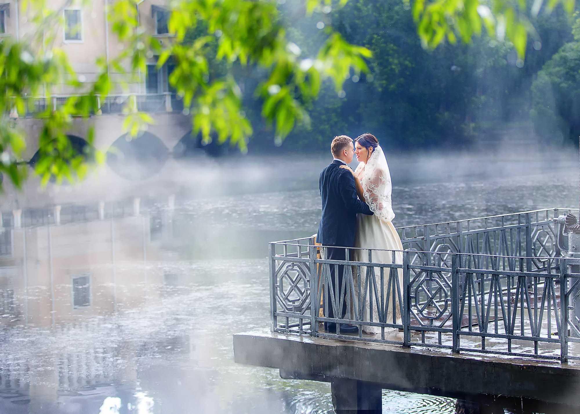 Свадебная на улице фотосъемка Алексей Никольский фотограф на свадьбу
