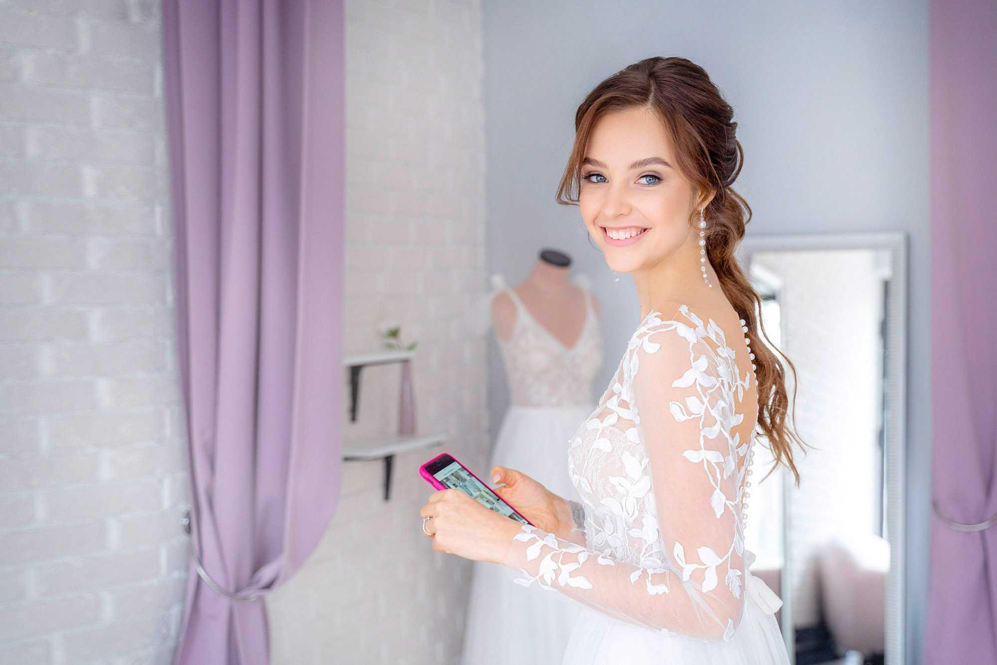Утро невесты перед свадьбой. Где и как проводить и снимать.