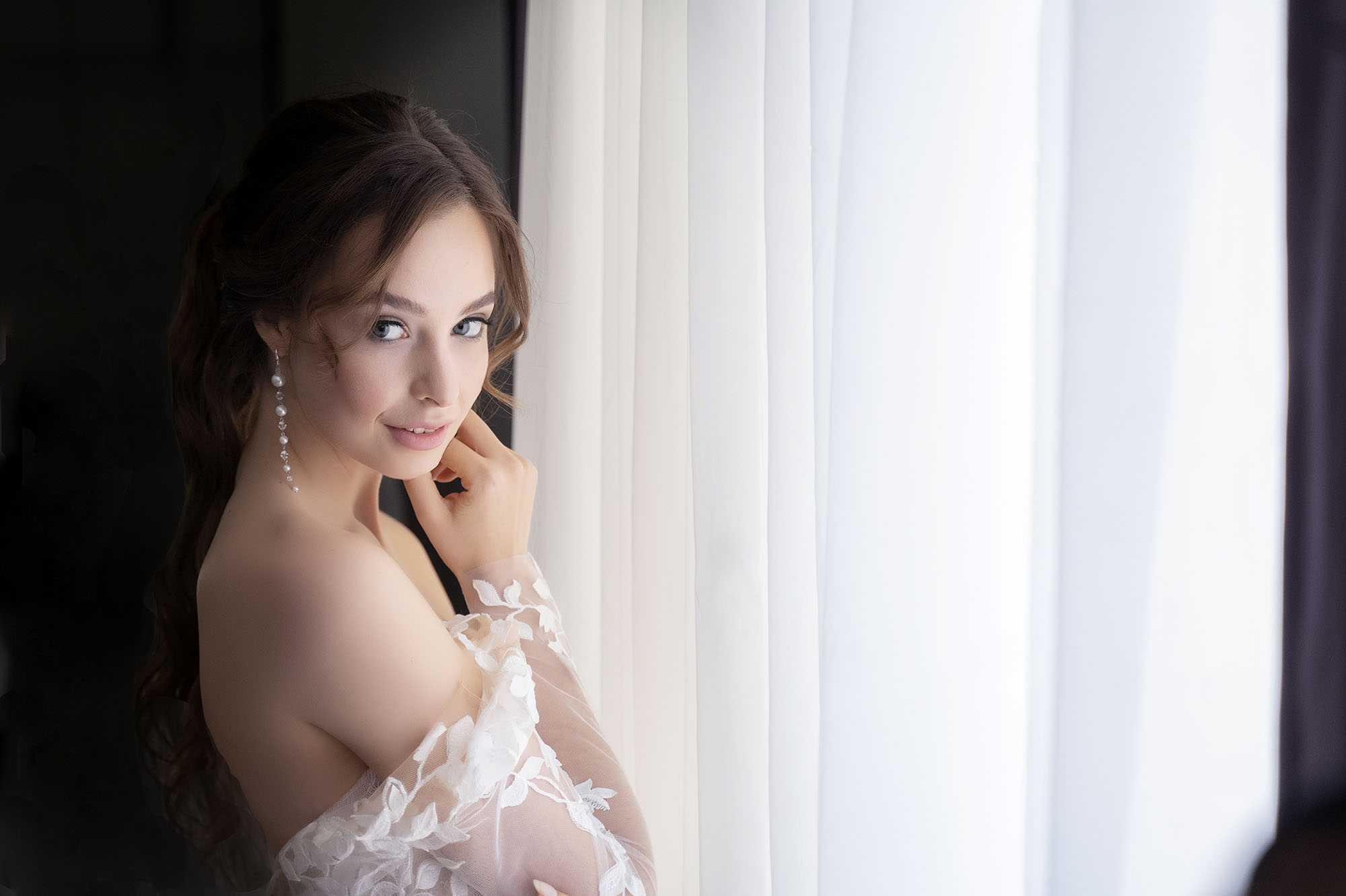 утро невесты фотосъемка фотограф Алексей Никольский