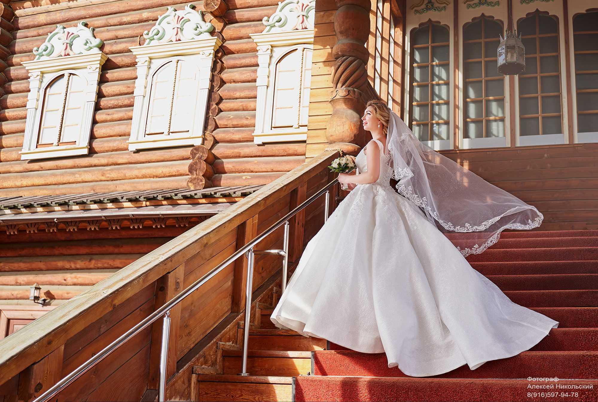 Фотосъемка водвоце Алексея Михайловича Коломнском