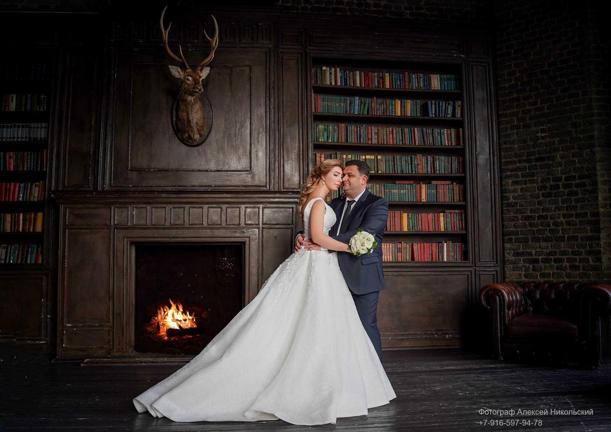 Свадьба в возрасте Фотограф Алексей Никольский