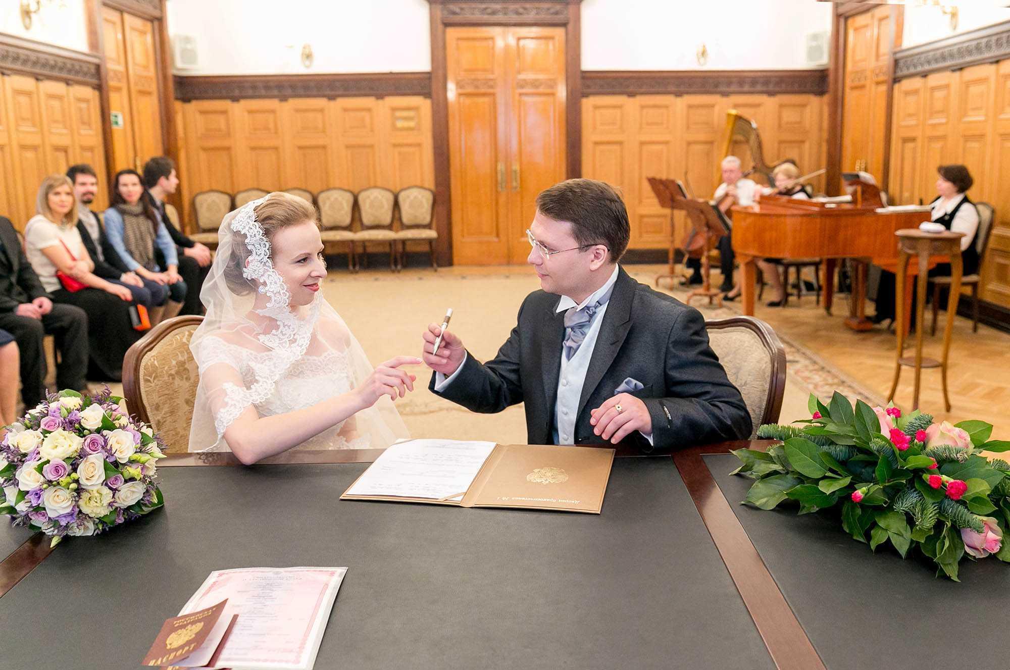 фотограф на свадьбу грибоедовкий загс