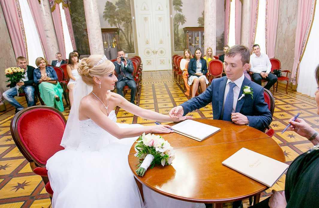 Выездная регистрация брака в усадьбе Дурасова (Люблино)