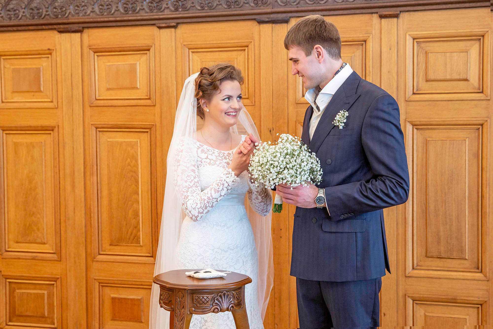 Дворец 1 Москва Свадебная фотосъемка Алексей Никольский фотограф на свадьбу