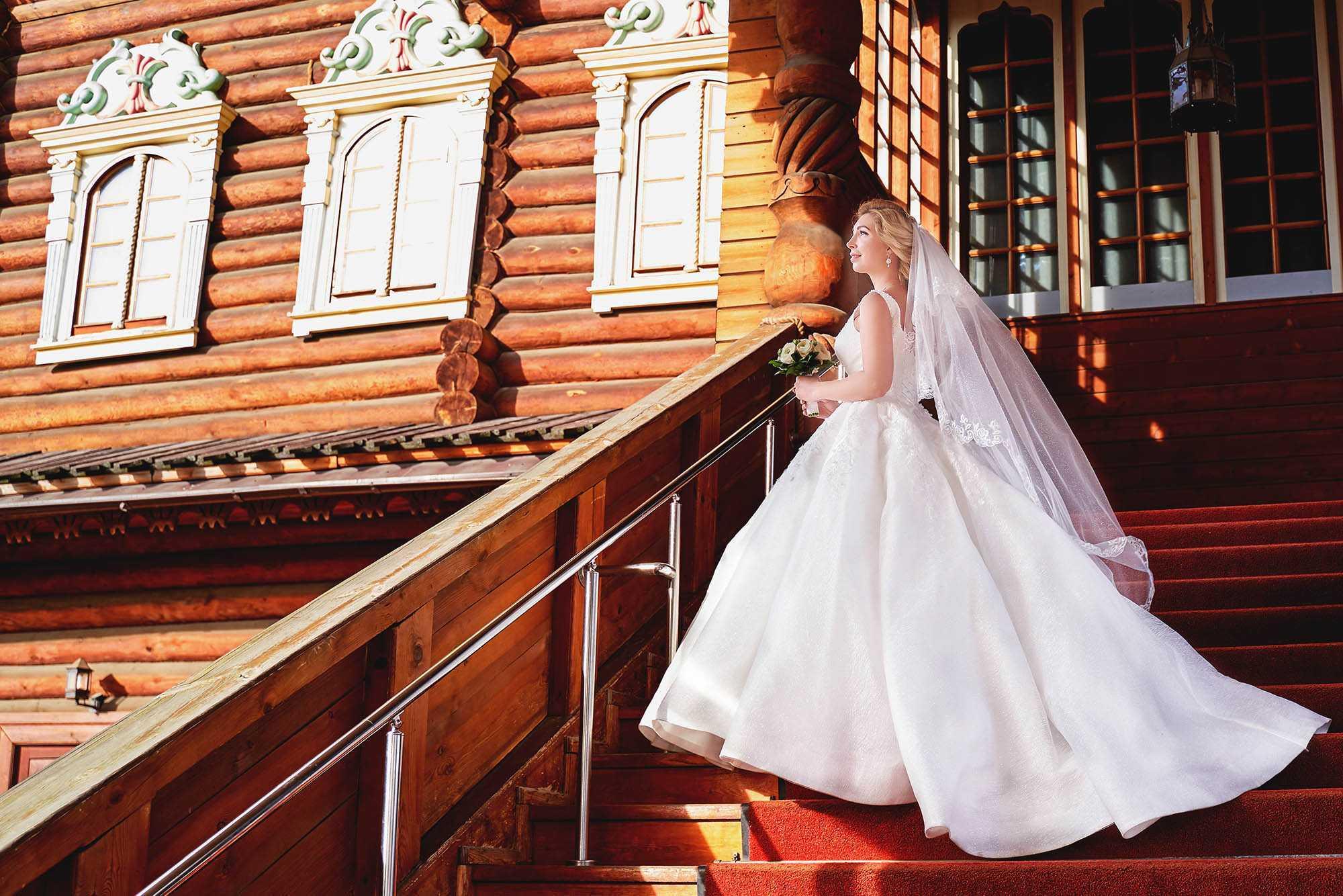 Свадьба во дворце в коломенском
